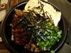 三河一色うなぎの豪華丼@ふるさと祭り 東京