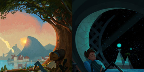Broken Age: Breaking out
