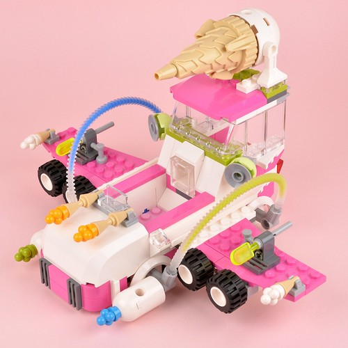 70804 Ice Cream Machine