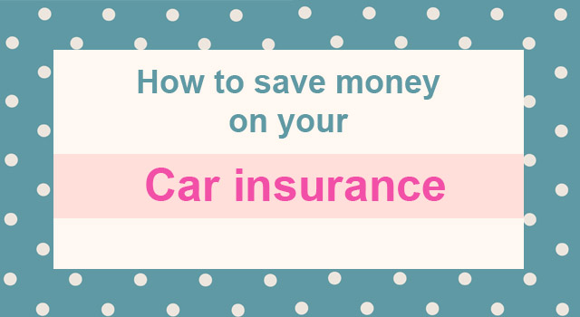 the thrifty magpies nest how to save money on your car insurance. Black Bedroom Furniture Sets. Home Design Ideas