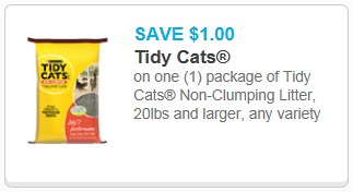 Tidy cats printable coupons 2018