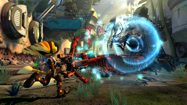 Ratchet & Clank : Nexus - Screenshot 1