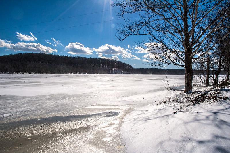 Lake Monroe - January 25, 2014