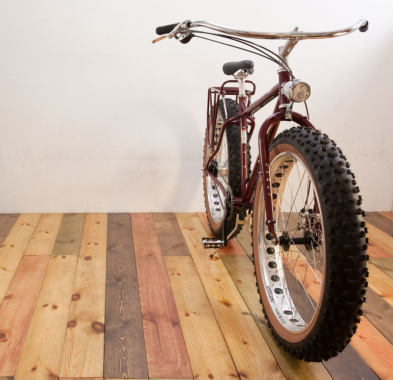 Surly Pugsley Cruiser