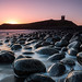 Dunstanburgh | Northumberland by Thomas Heaton