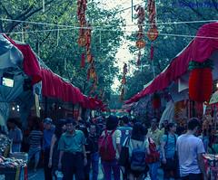 Chinese New Year 2014 festivities at Bugis