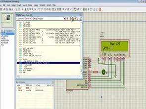 Micro Code Studio ile Proteus İsis'de Debug yapma