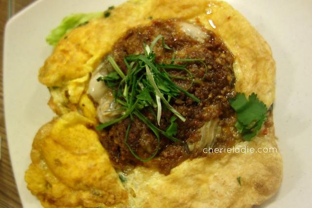 Gu Ma Jia Oyster Omelette