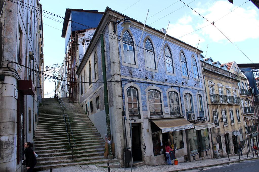 Bairro Alto 3, Lisboa