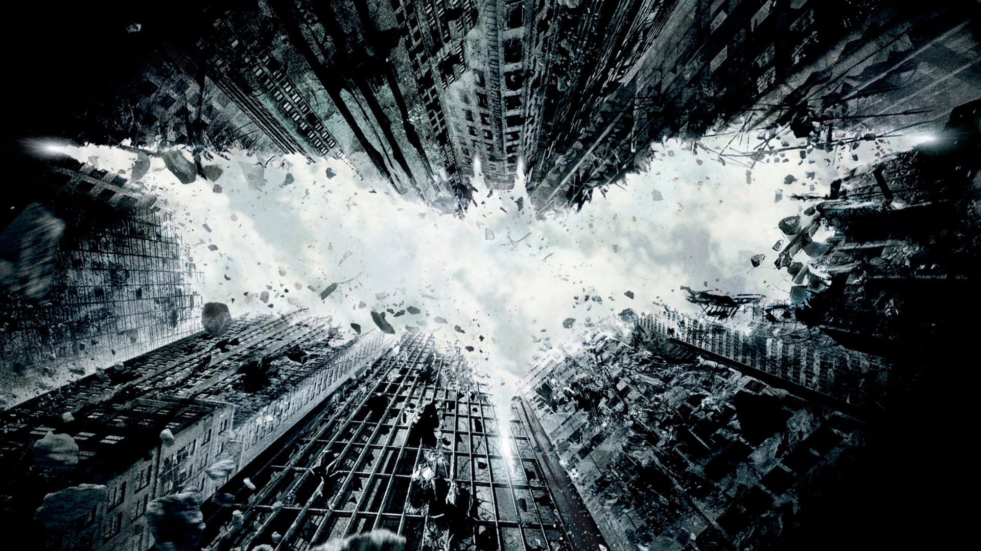 Light Bat - Top 10 HD Batman Movie Desktop Wallpapers