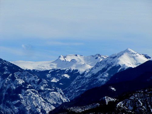 winter snow mountains clouds rural colorado ridgway sanjuanmountains ouray