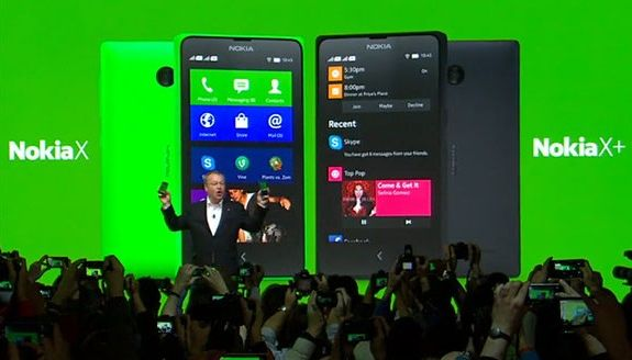 Nokia X и X+