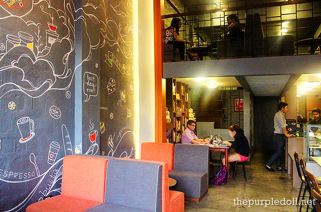 The Sweet Spot Cafe Maginhawa cor Makadios Teachers Village