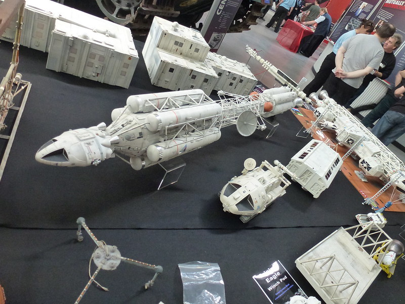 SPACE:1999 REPLICA MINIATURES.