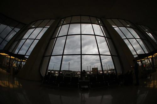 Dulles Airport (Fisheye)