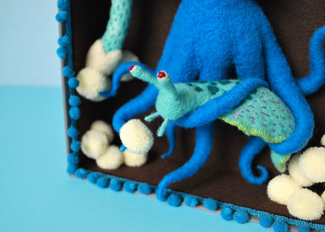 Octopus Craft For Kids