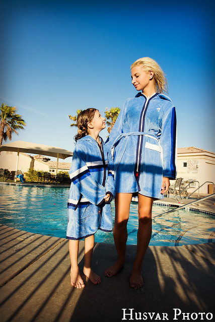 Terry Rich Australia pool robe review in_the_know_mom