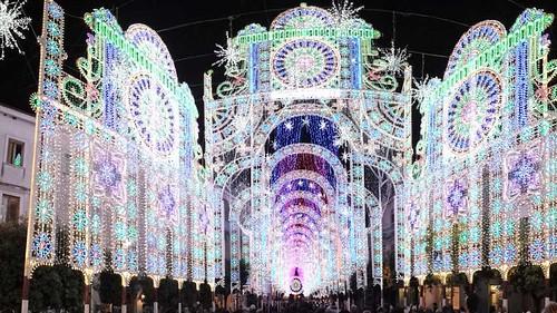 luminarie san cono 2014