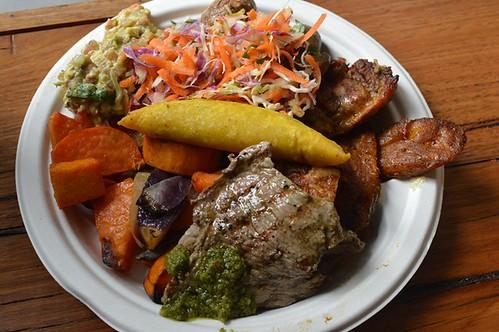 Per Kilo: My plate
