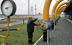 газ переговоры