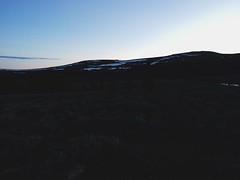 Sunrise at the start of the Bighorn Mountain Trail Run