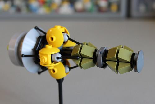 Robot Freighter