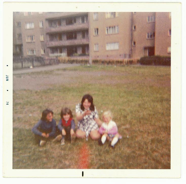 Gartcraig Rd Jun 1974