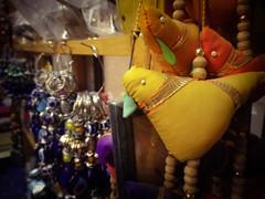 Knick-knacks in Sharjah's central souk