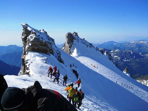 Gran Paradiso Ridge