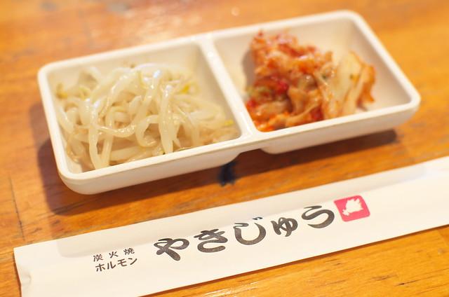 東京路地裏散歩 上野編 やきじゅうの焼き肉 2014年6月21日