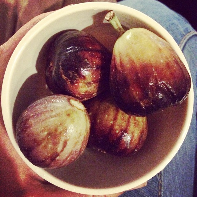 Day 18, #whole30 - snack (brown turkey figs)