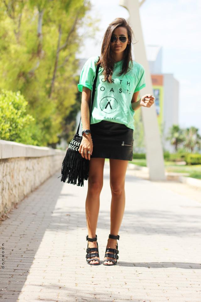 camiseta verde mimmeko coohuco 10