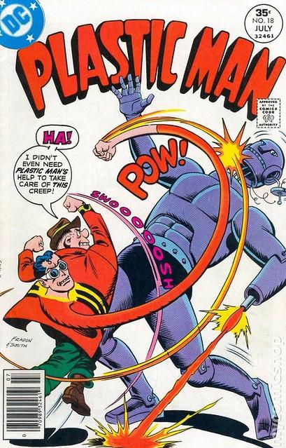 Plastic-Man 35