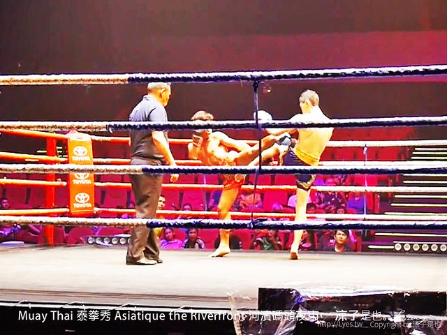 Muay Thai 泰拳秀 Asiatique the Riverfront 河濱碼頭夜市 40