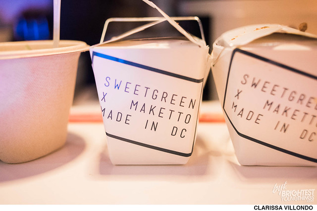 sweetgreen x maketto