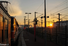 L'aube des BB 17000 de Paris Nord