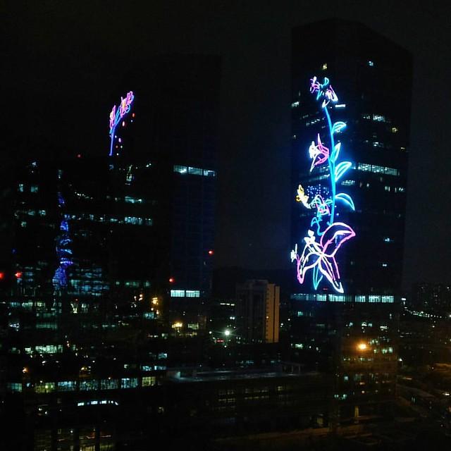 In Shenzhen today,  back to Hong Kong tomorrow.