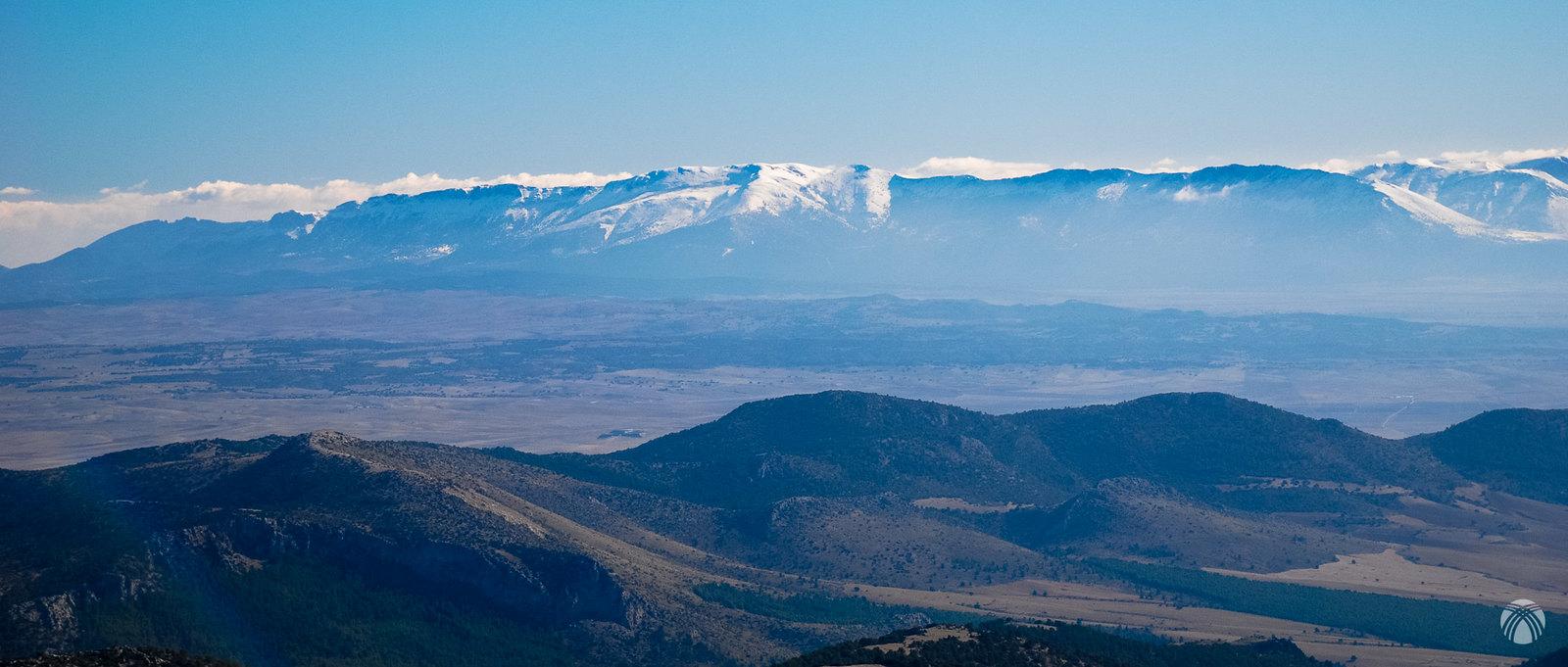 La Sierra de María