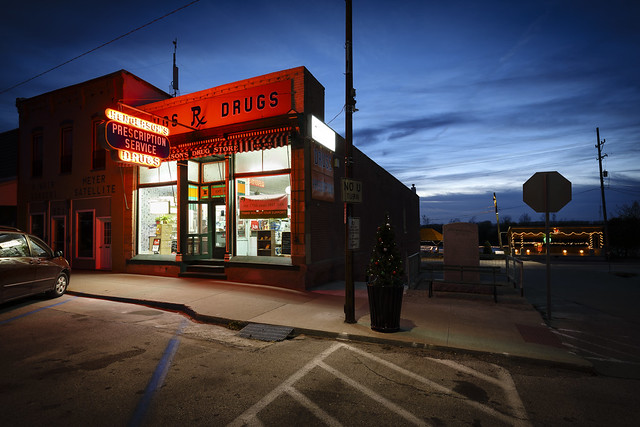 Small Town Drug Store II
