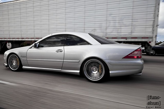 mercedes benz cl55 amg flickr photo sharing. Black Bedroom Furniture Sets. Home Design Ideas