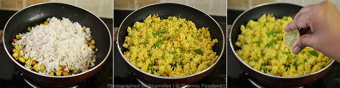 Aloo Poha Recipe - Step3