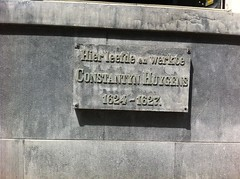 Photo of Stone plaque number 12785