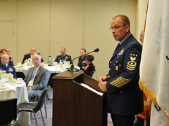 Fleet Reserve Association Coast Guard Caucus Breakfast - 1
