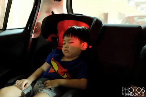 Weekend in Smart Tunnel, Kuala Lumpur