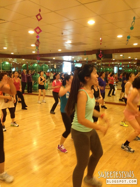 Phillip wain master zumba class with david velez (3)