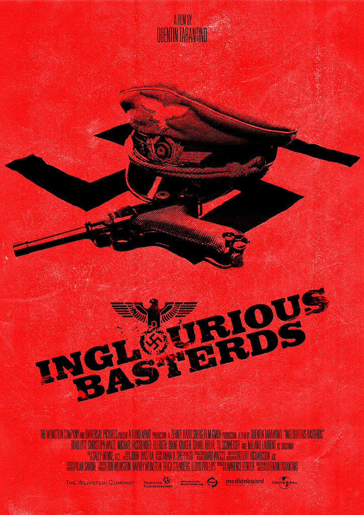 Movie Poster - Inglourious Basterds