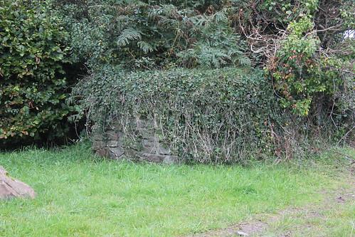 Stondin Laeth, Pen Cwmrhaffau, Tresaith