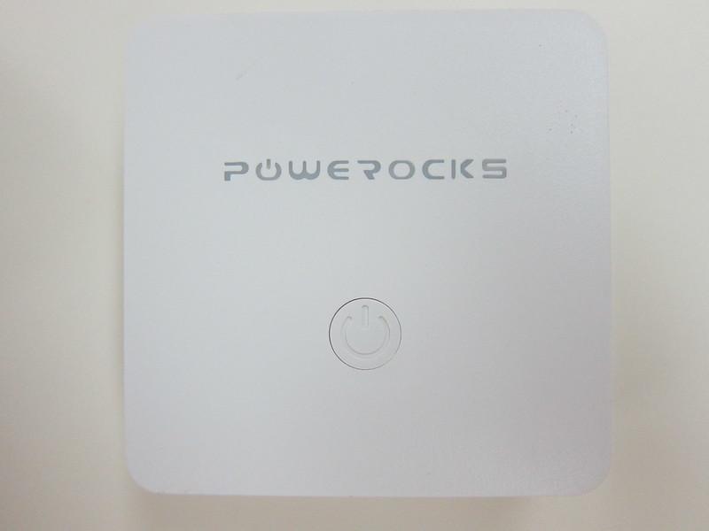 Powerocks Stone 3 - Front View