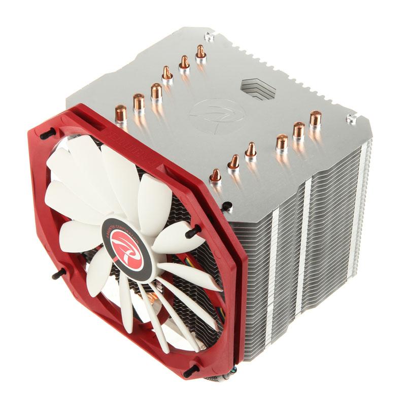 Raijintek - novy hrac na poli PC chladenia