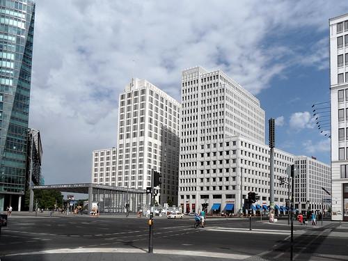Beisheim-Center, Potsdamer Platz